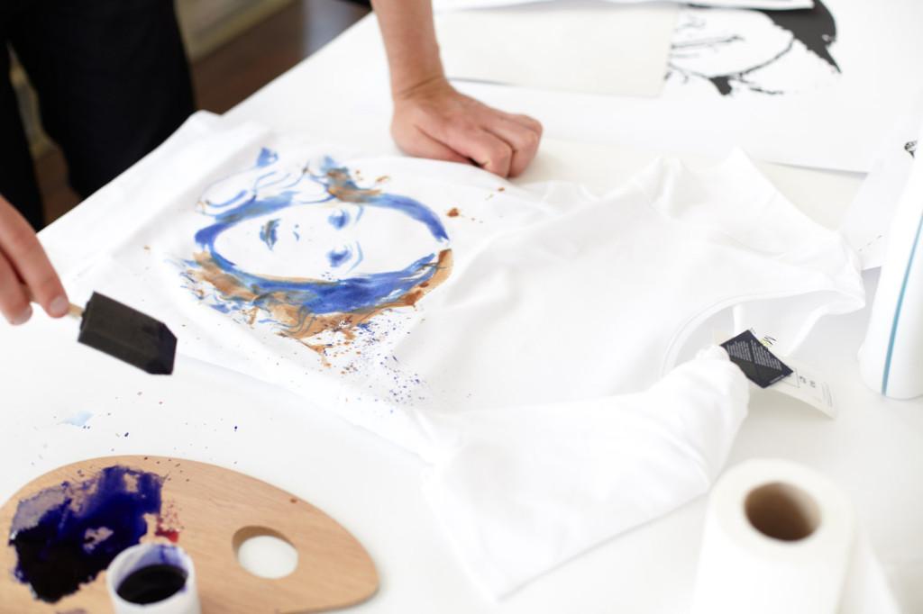 Persil stain art