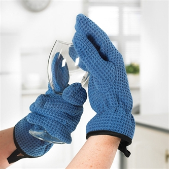Dish drying gloves