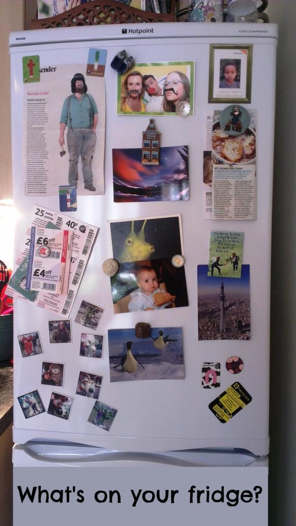 What's on your fridge?