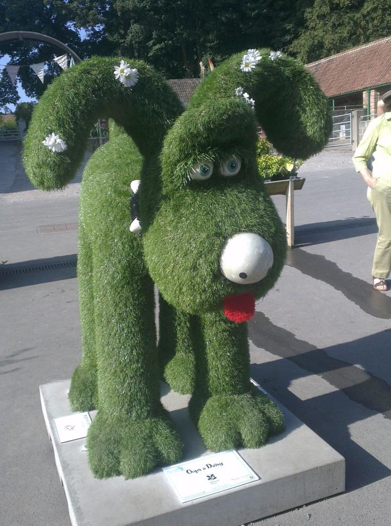 Tyntesfield Gromit