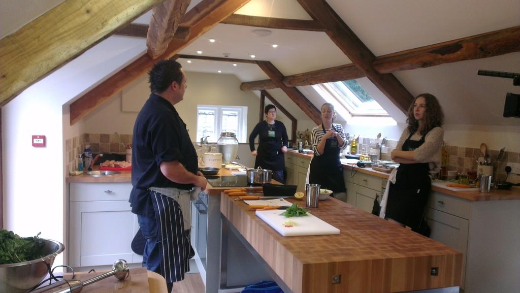 Vale House Kitchen