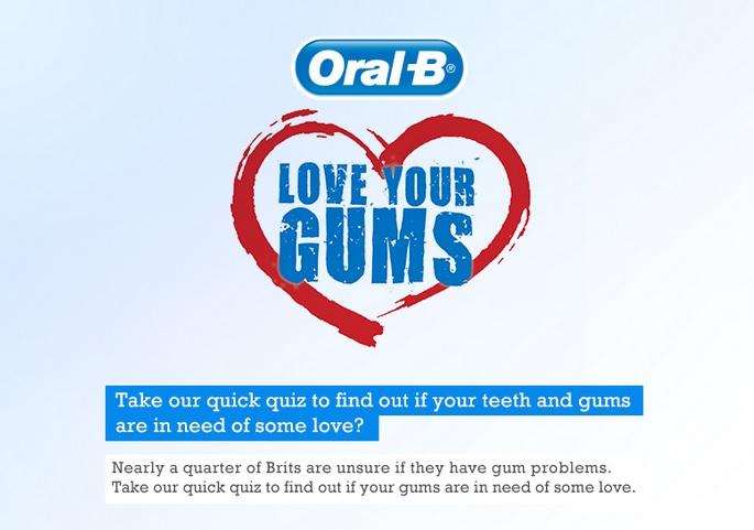 love your gums