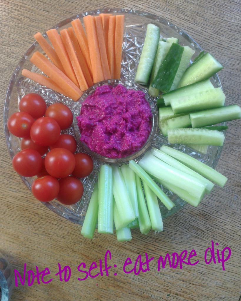 Eat more dip