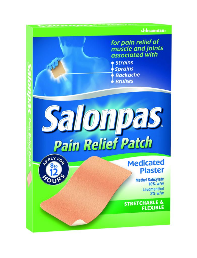 Salonpas pain relief patch #sp