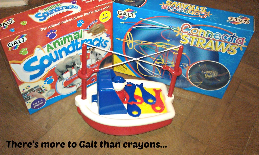 Galt toy review