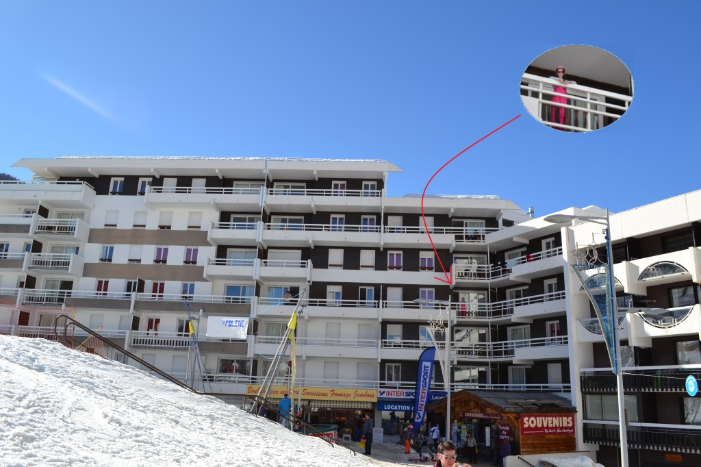 Snowbizz family ski holiday Puy St Vincent