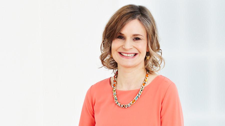 Laura Young Tesco Mum of the Year award winner