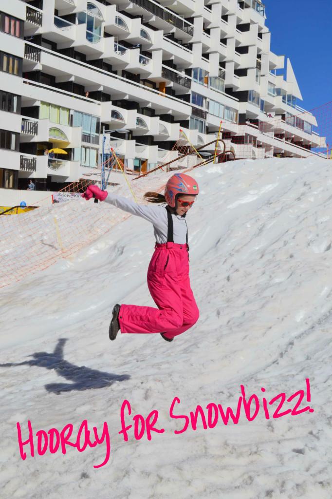 Snowbizz family ski holiday