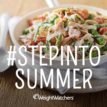 Weight Watchers #stepintosummer