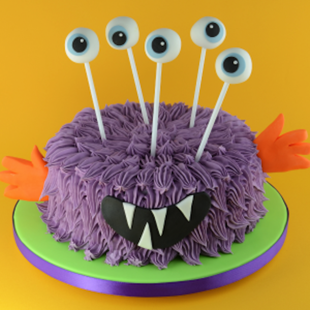 Vale House Kitchen monster cake