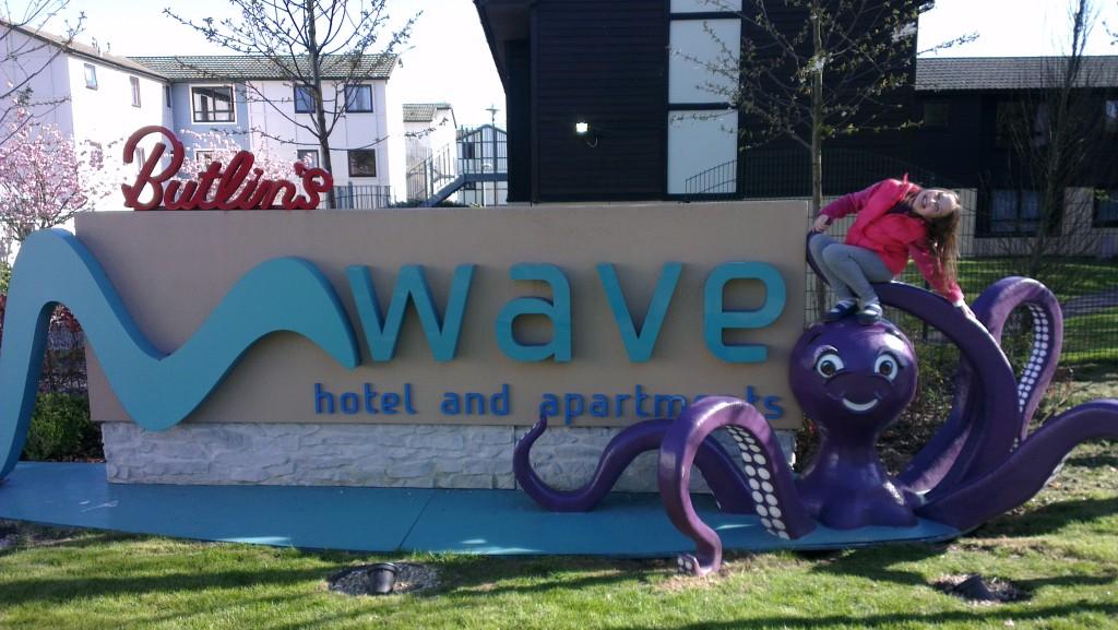 Wave hotel Butlins Bognor Regis