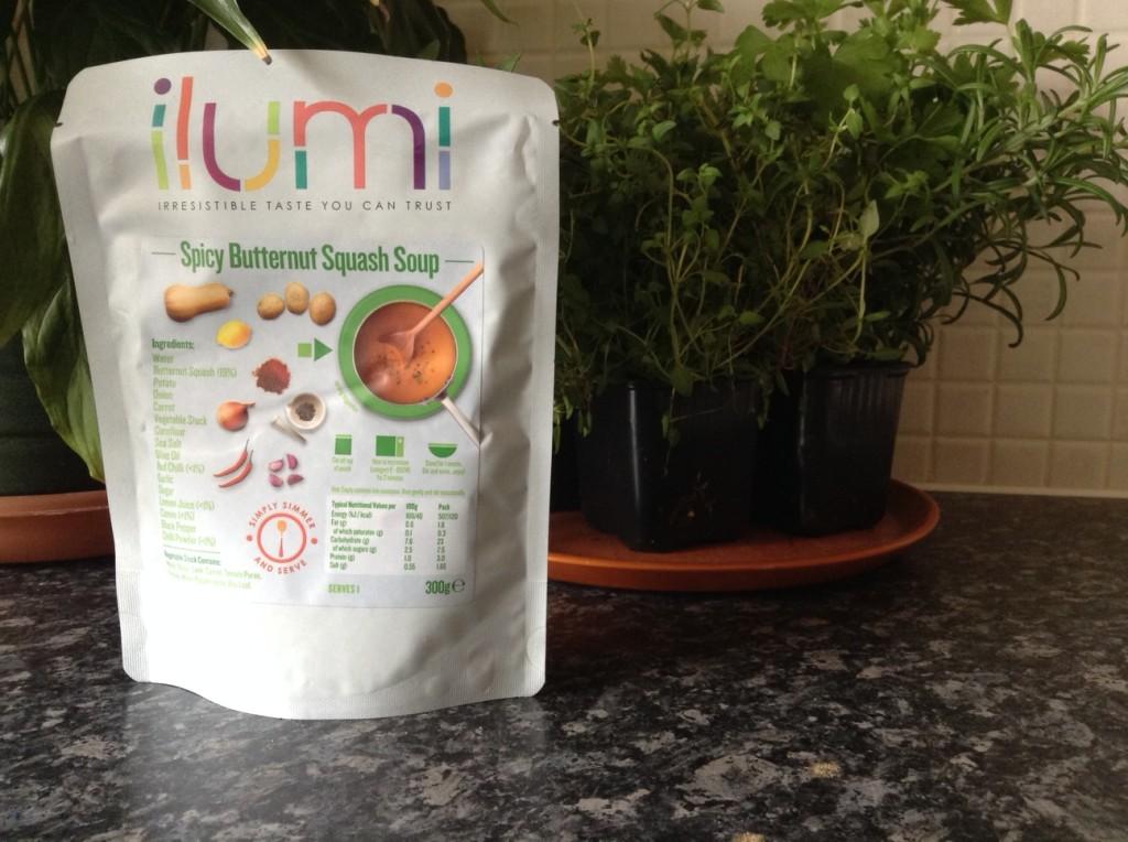 Ilumi gluten free diet