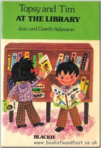 Topsy and Tim go to the library