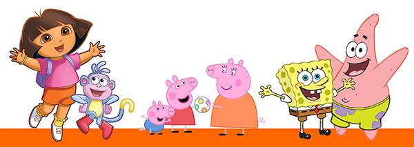 Nickelodeon NOW TV swap shop