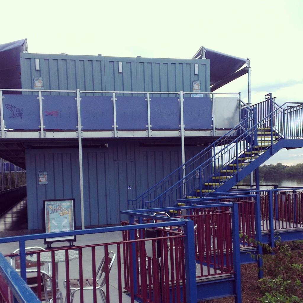 Shark Hotel Thorpe Park