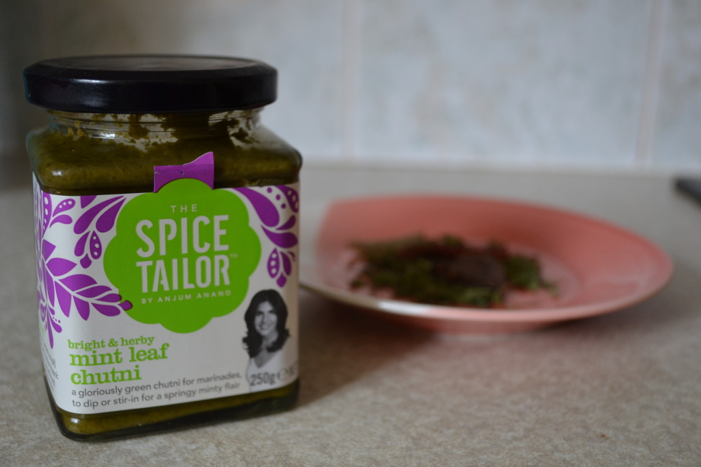 The Spice Tailor mint leaf chutni
