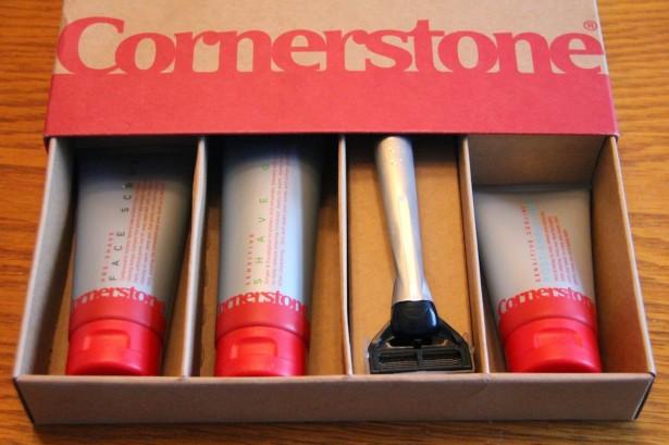Cornerstone razor