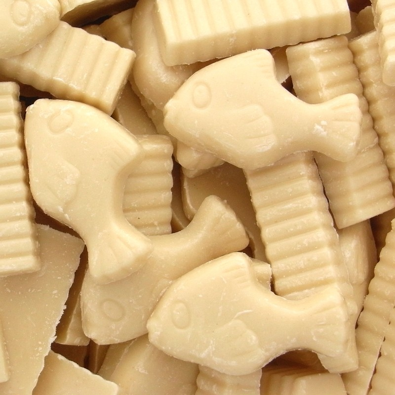 fish and chip sweets