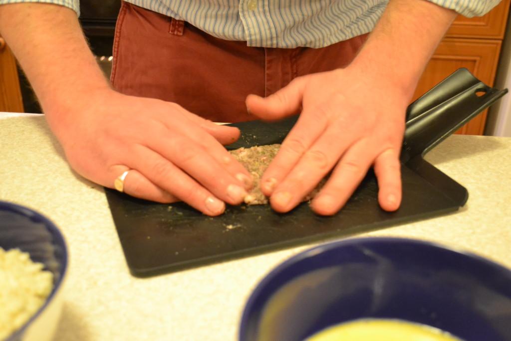 haggis scotch egg recipe