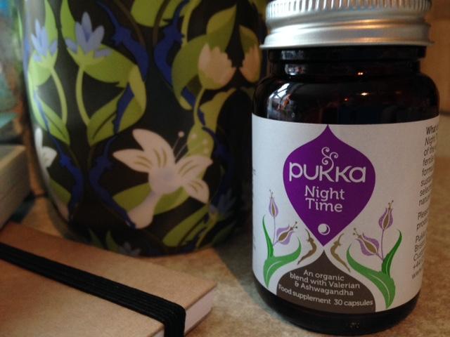 Pukka sleep supplement