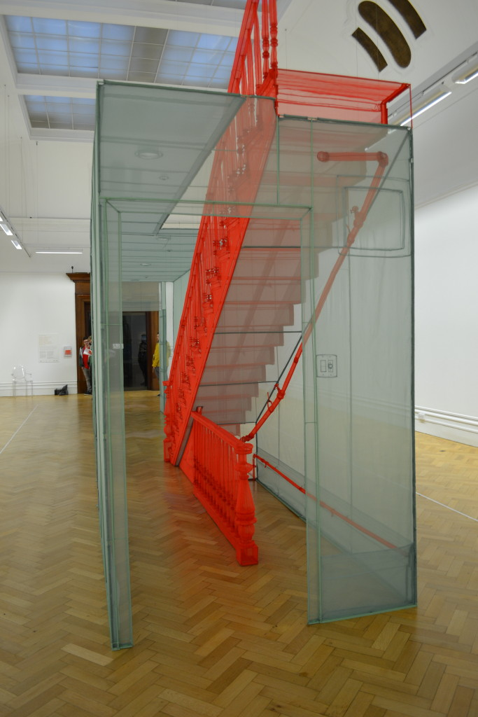 Do Ho Suh exhibition Bristol