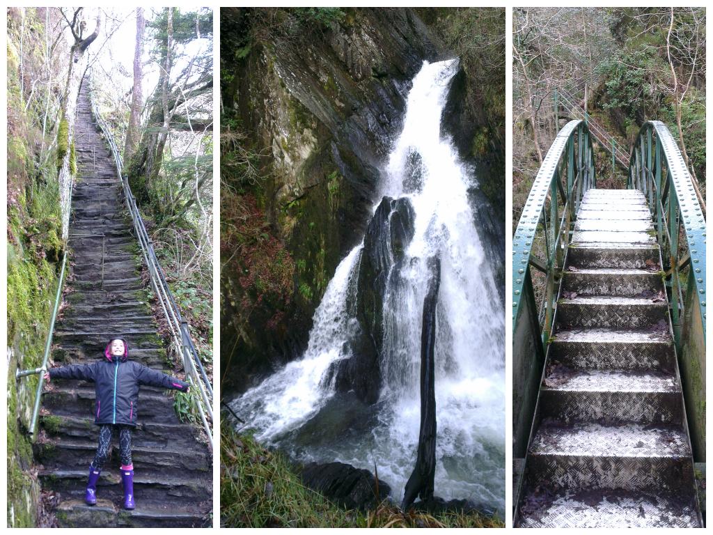 Devils Bridge falls