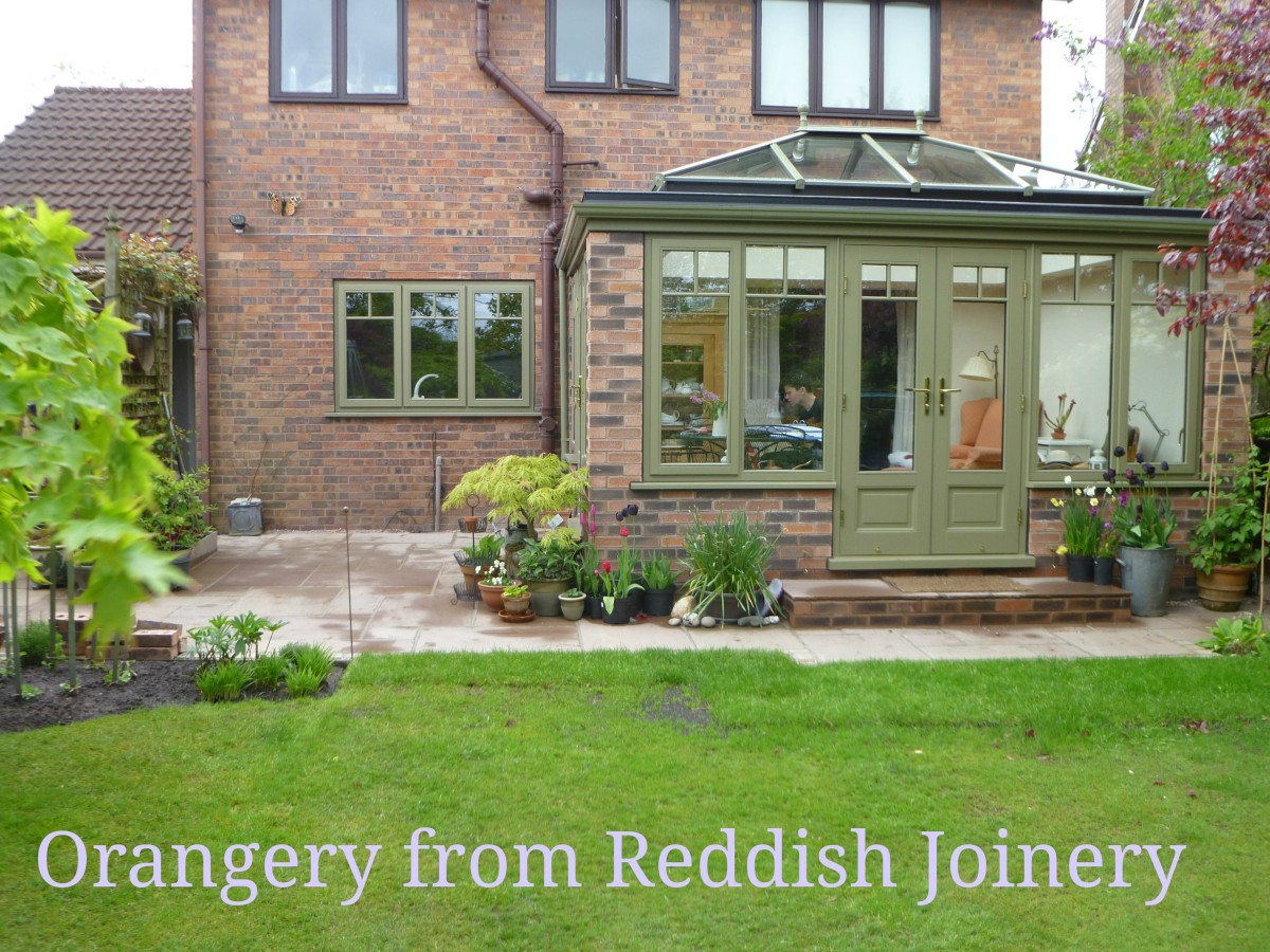 Orangery from Reddish Joinery
