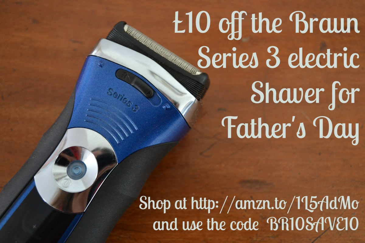 Braun shaver discount