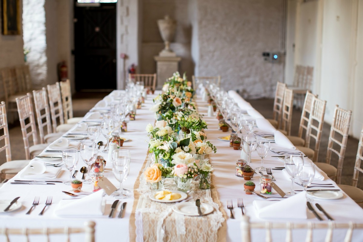 Weddings and Hestercombe