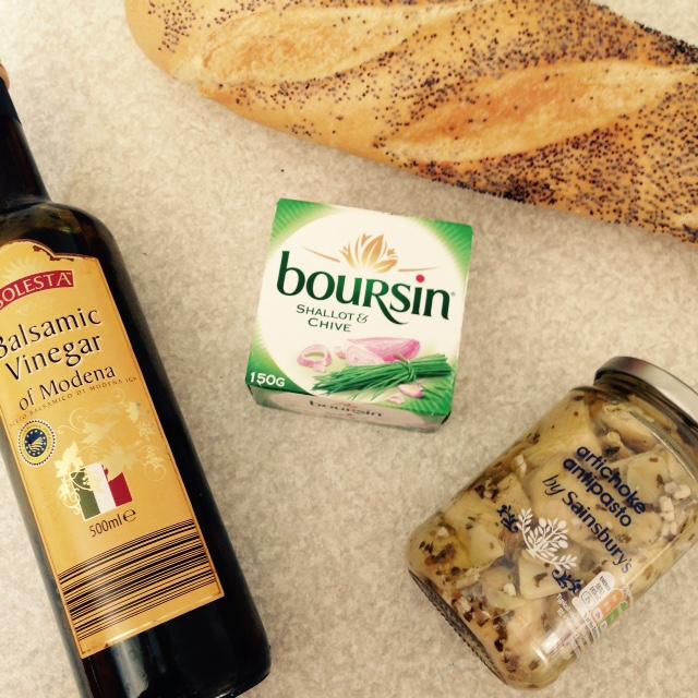 Boursin recipes