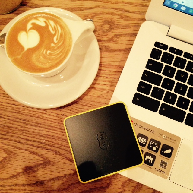 Cool cafes in London to work in for freelancers