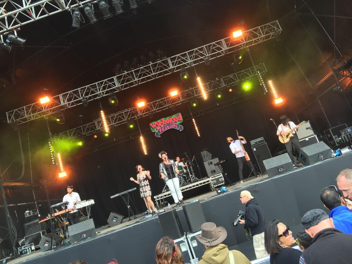 Wychwood Festival review