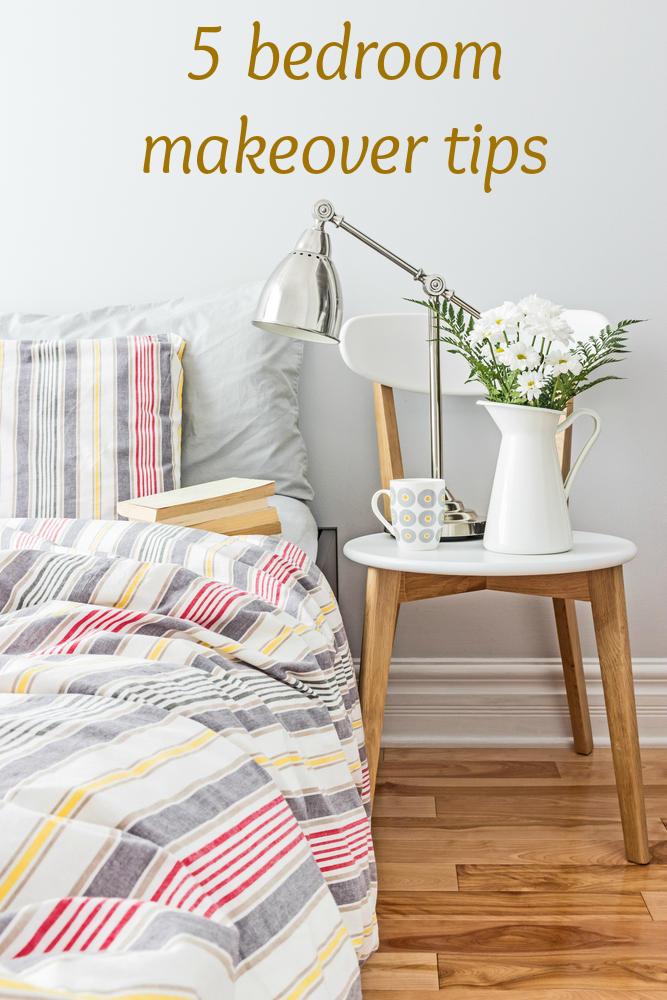bedroom makeover tips