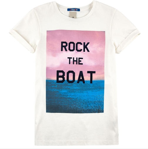 rock the boat t-shirt