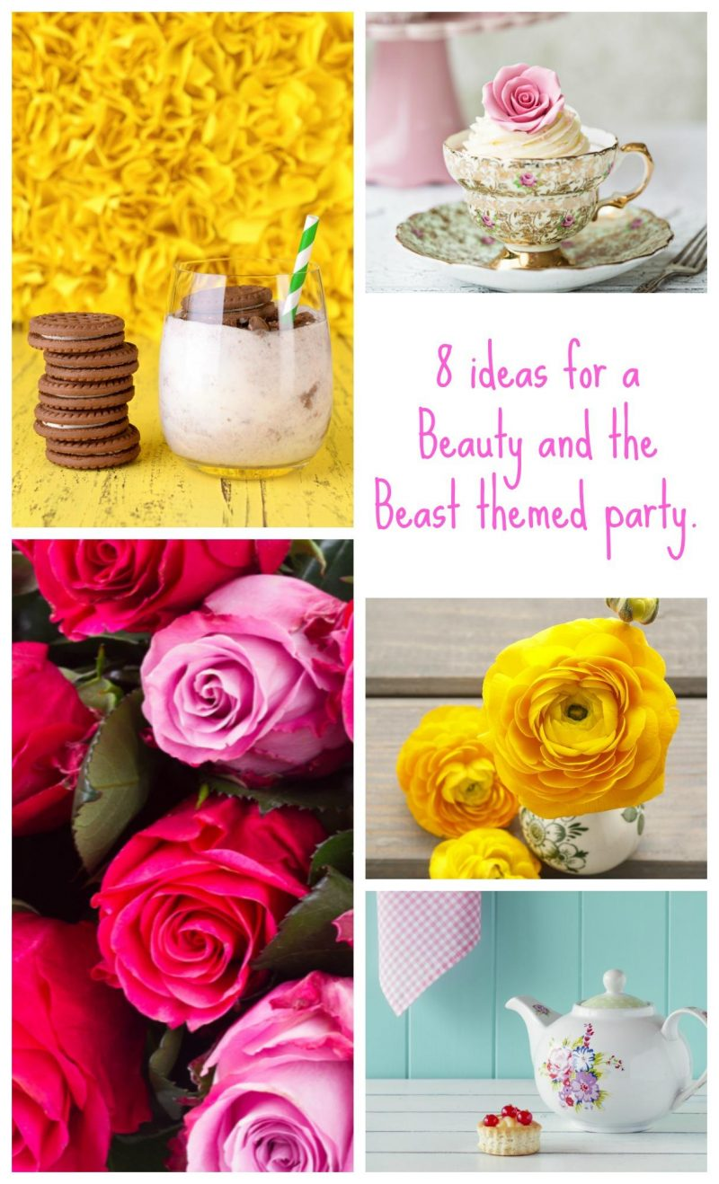 Ideas for a Beauty and the Beast themed party?