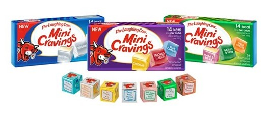 mini cravings laughing cow