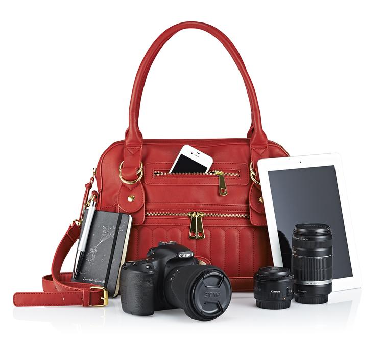 Mooli camera bag