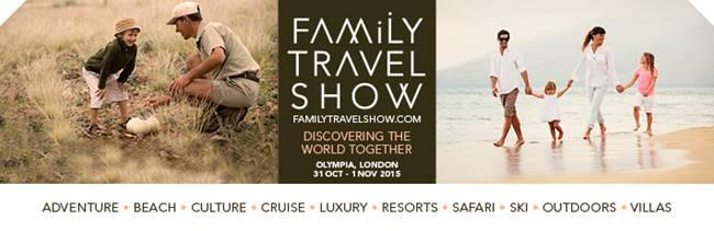 free tickets family travel show
