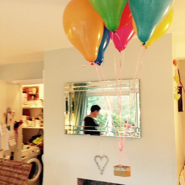 Sylvanian family hot air balloon