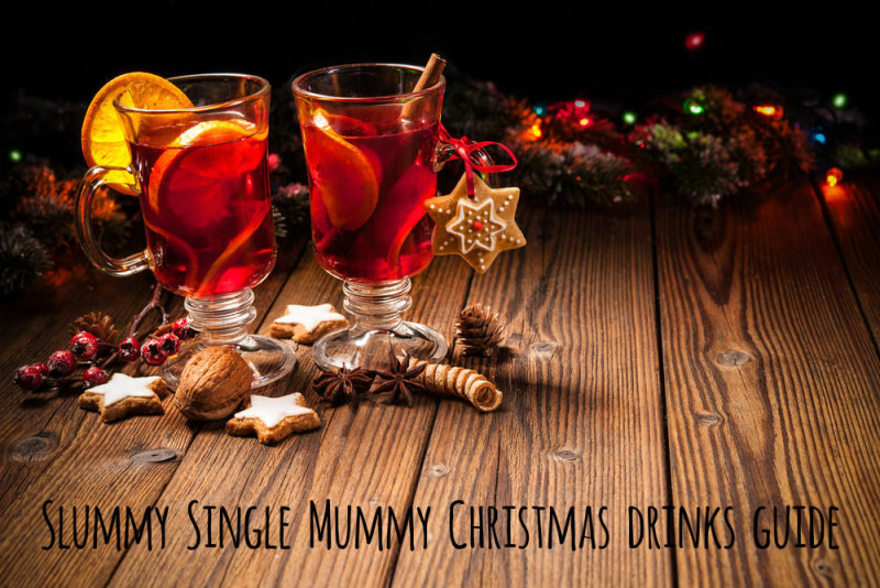 Christmas drinks guide
