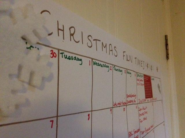 Fun things to do with family over the Christmas holidays