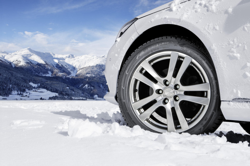 Goodyear #reinventingthewheel win a ski holiday