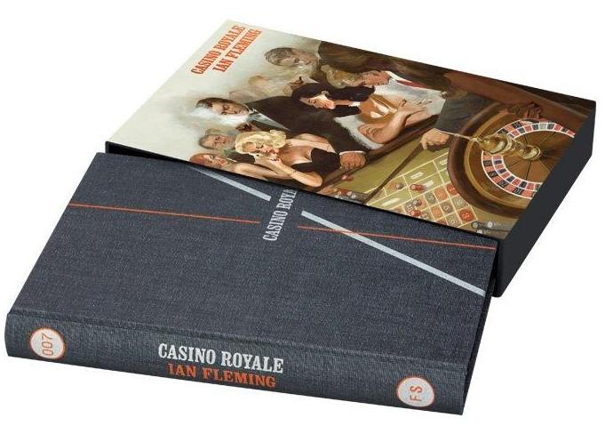 James Bond Casino Royale Folio Society