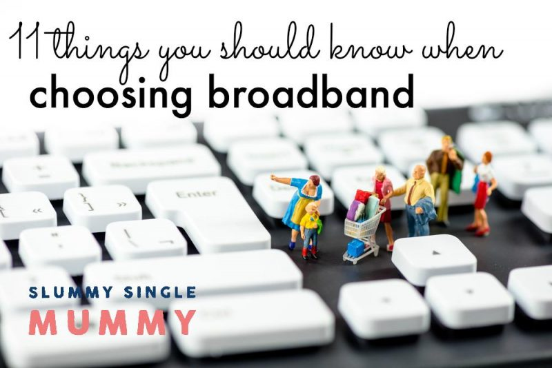 how to choose broadband