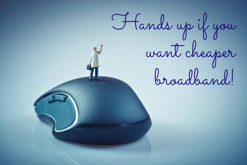 cheap broadband