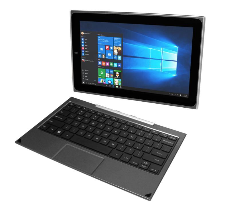 Venturer 2-in-1 laptop and tablet for children