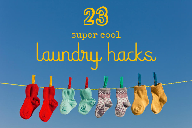 laundry hacks Ecover