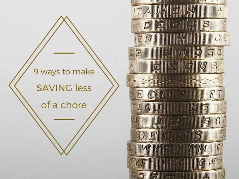 saving tips Aviva