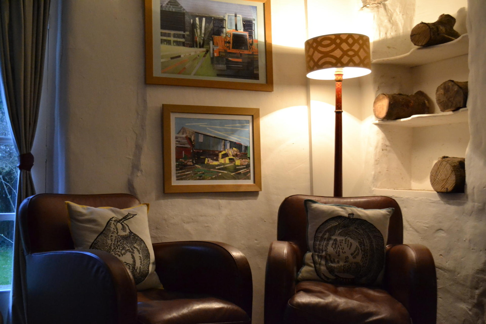 Review Weeke Barton hotel B&B Dartmoor Devon