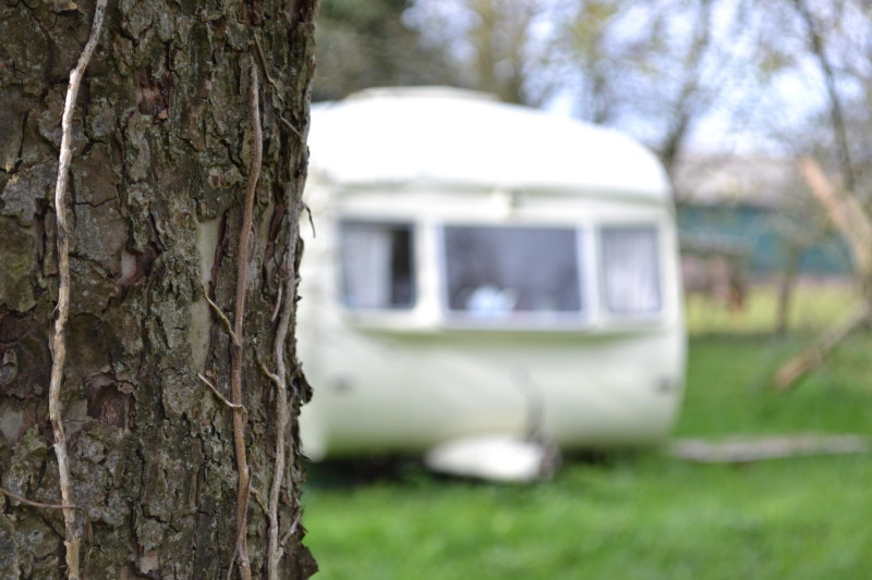 Mad Dogs and Vintage Vans glamping vintage caravans